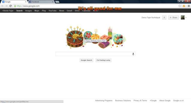 my google doodles